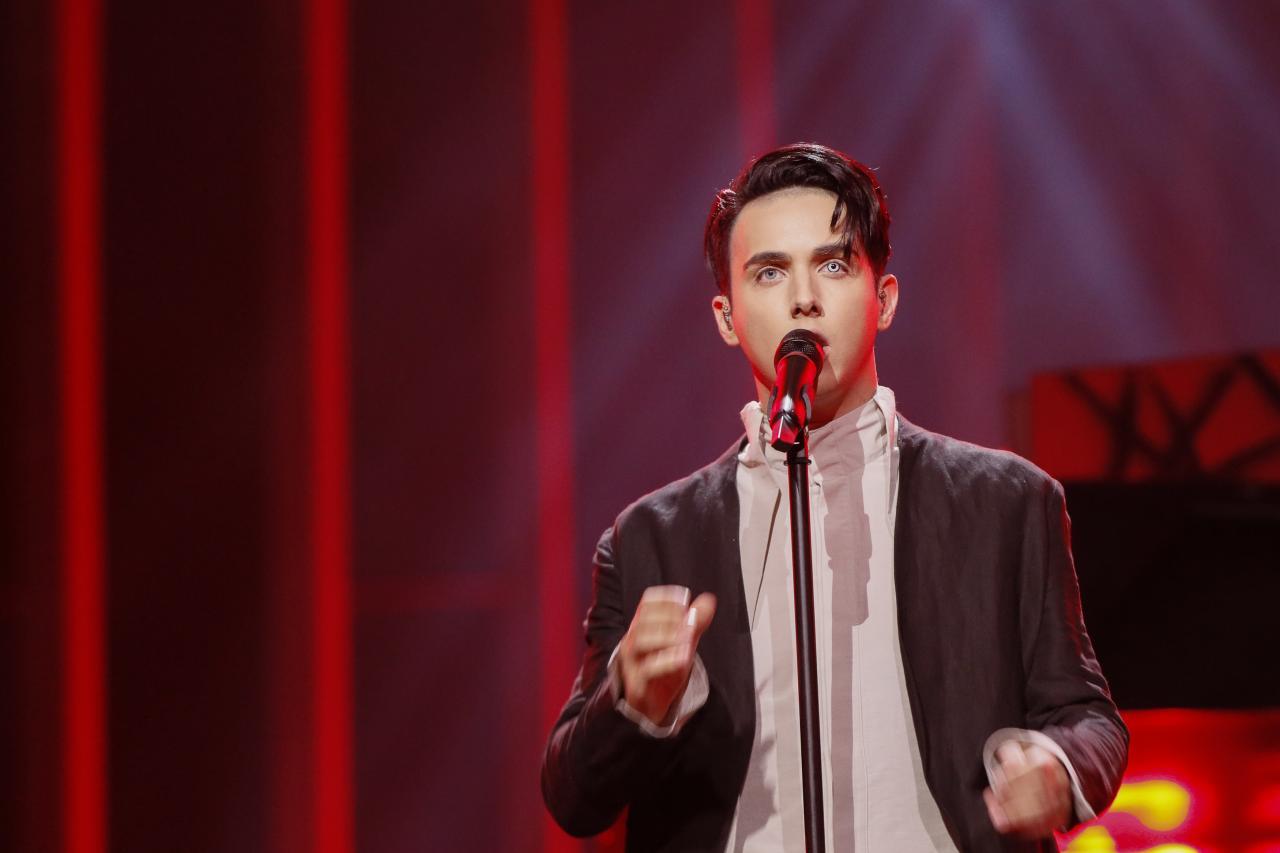 MELOVIN Евровидение 2018