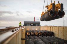 Німецька компанія Wintershall Dea припинила фінансування Північного потоку-2