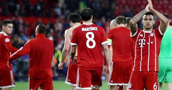 «Баварія» вшостий раз поспіль завоювала титул чемпіона Німеччини