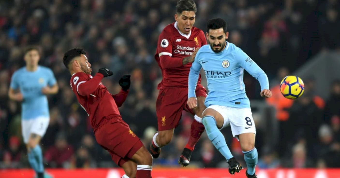 «Манчестер Сити» и«Ливерпуль» назвали стартовые составы