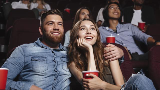 Как Заняться Сексом В Кинотеатре