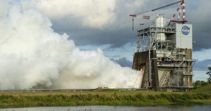 Випробування ракетних двигунів