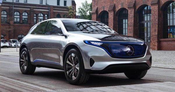 Benz разрабатывает электрический седан S-класса