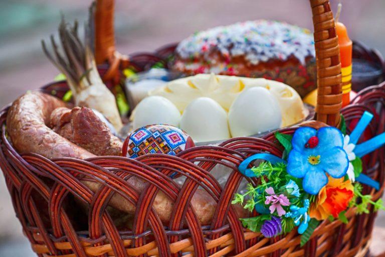 Великодній кошик 2020: що святити у церкві | Факти ICTV