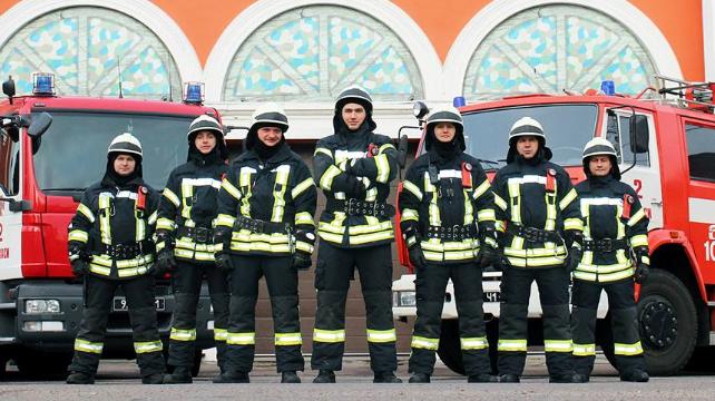 День пожежника