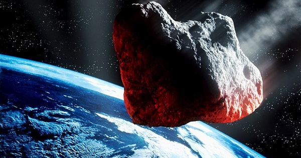 Всторону Земли летит потенциально опасный астероид размером сЭйфелеву вышку