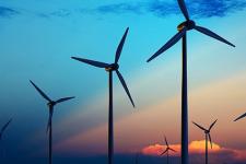 Електрогенерующі вітряки в Германіі