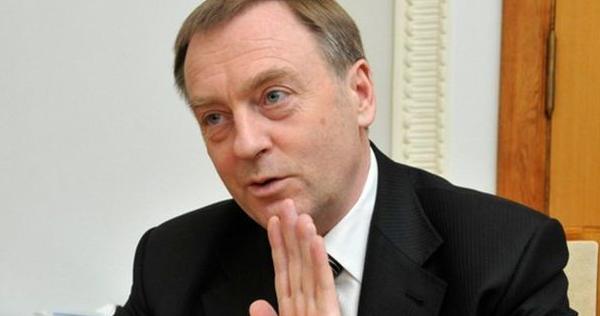 Екс-міністру юстиції Лавриновичу вручили обвинувальний акт