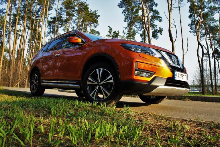 Тест-драйв Nissan X-Trail: великий сімейний лабрадор