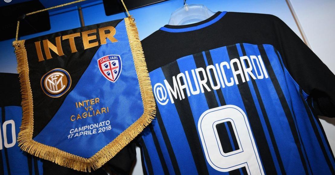 «Интер» разгромил «Кальяри» иподнялся на 3-е  место чемпионата Италии
