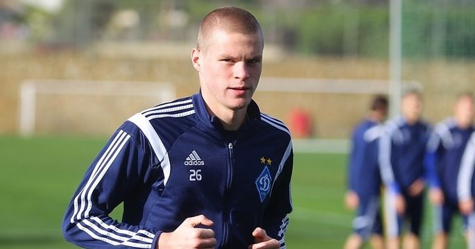 Никита Бурда подписал новый договор с«Динамо»