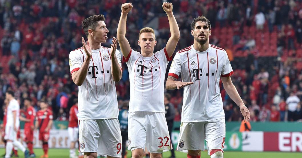 Лига Чемпионов, ½. «Бавария»— «Реал» 1:2