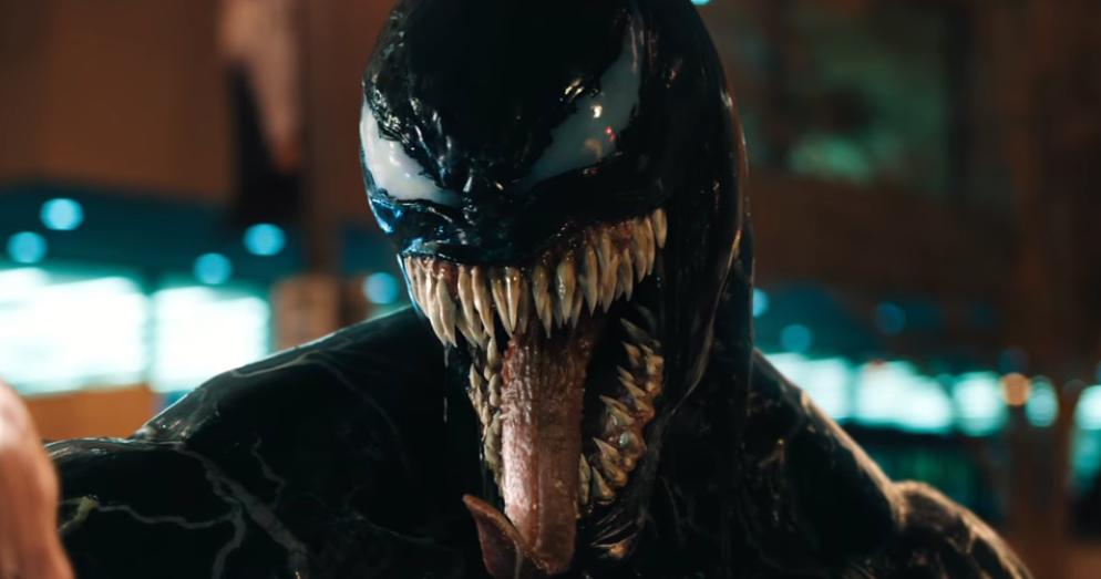 Вышел трейлер боевика «Venom» сТомом Харди