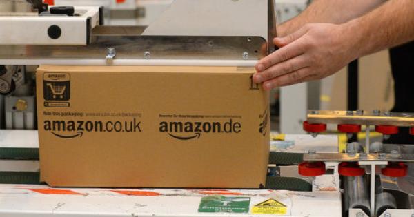 Сюрприз вбагажнике: Amazon запустил доставку без водителей