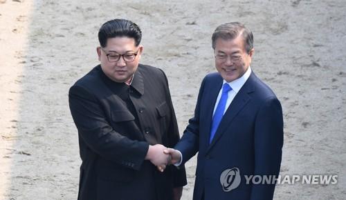 Президент Южной Кореи прибыл награницу сКНДР