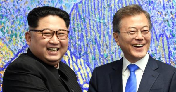 КНДР і Південна Корея