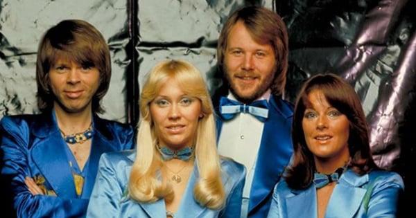 ABBA записала песню после 35-летнего перерыва