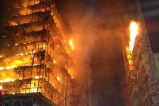 Пожежа в Сен-Пауло