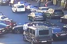Напад на Мустафу Найєма в центрі Києва
