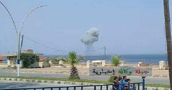 УСирії розбився російський винищувач, загинули двоє пілотів