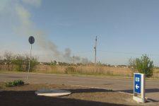 Пожежа у Балаклії