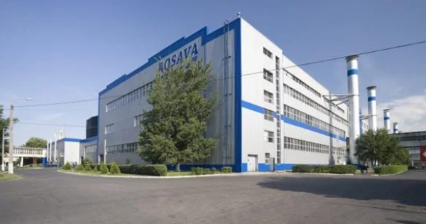Шинний завод Росава в Білій Церкві