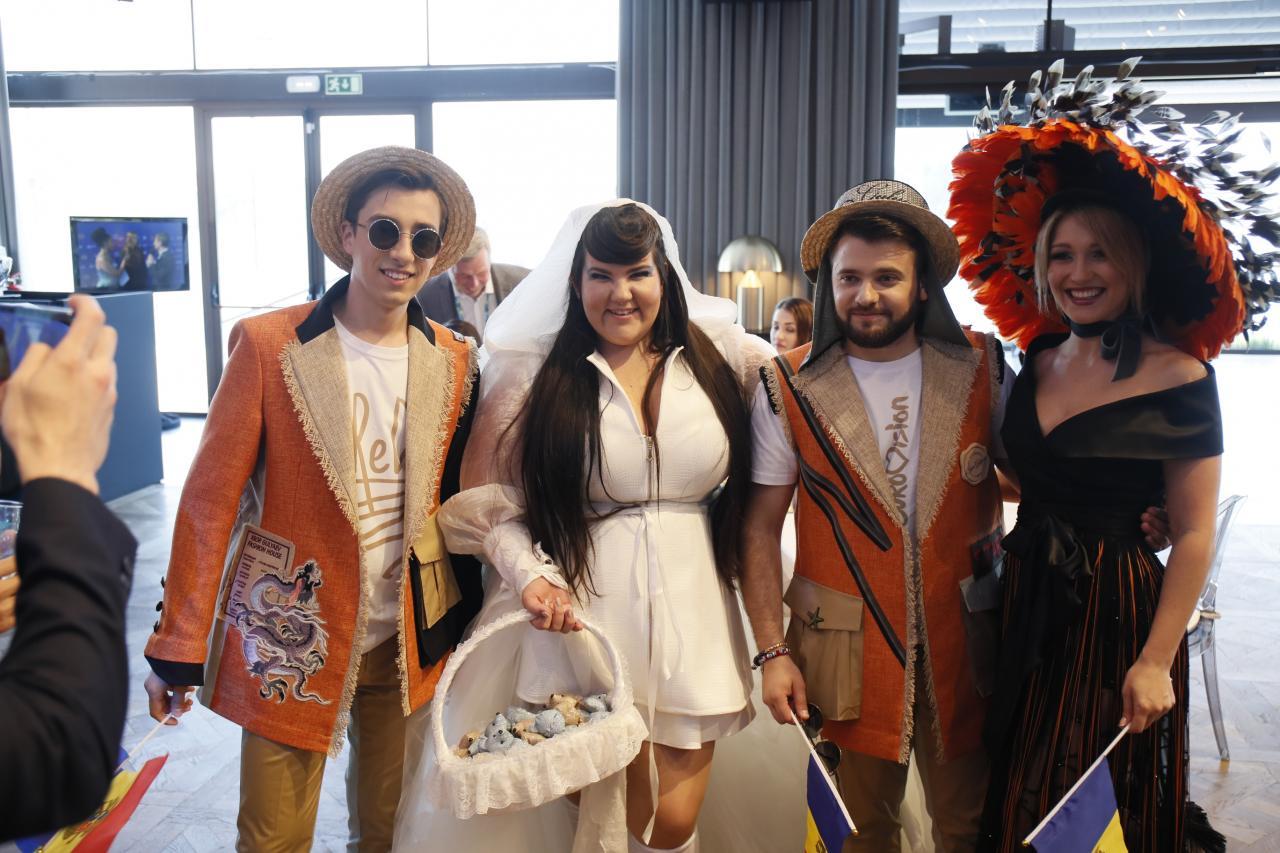 Церемонія відкриття Євробачення 2018