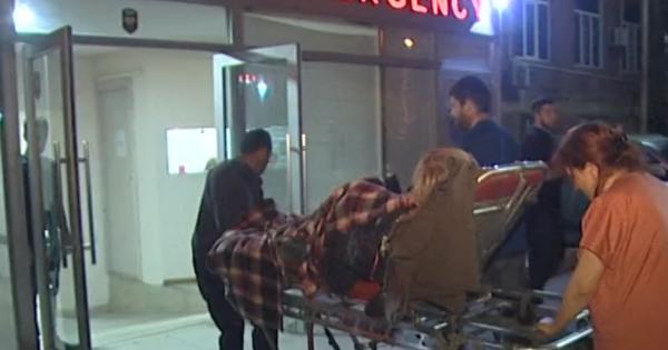 В Грузии разбился туристический автобус: Есть погибшие