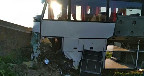 Автобус зукраїнськими туристами розбився вРумунії