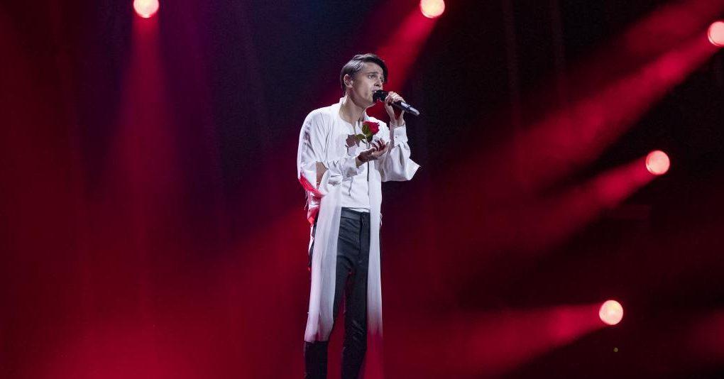 Аlekseev на Євробаченні 2018