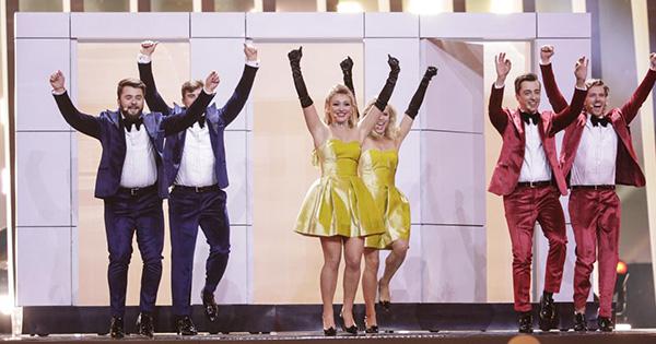 Молдова на Євробаченні 2018