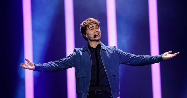 Олександр Рибак на Євробаченні 2018