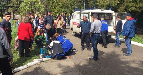 Девочка получила травмы при падении саттракциона вИвановской области