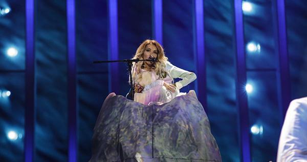 Юлія Самойлова на Євробаченні 2018