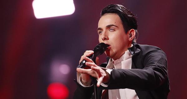 MELOVIN на Євробаченні 2018