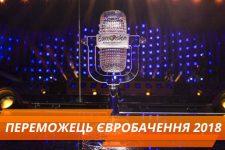 Хто переміг на Євробаченні 2018