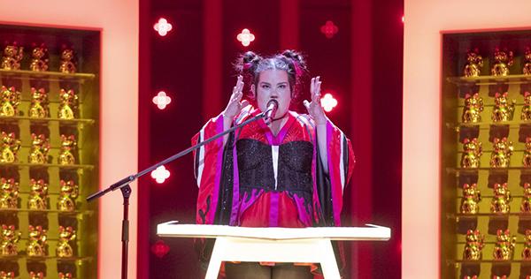 Ізраїль на Євробаченні 2018