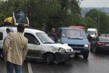 У Львові зіткнулися 7 авто