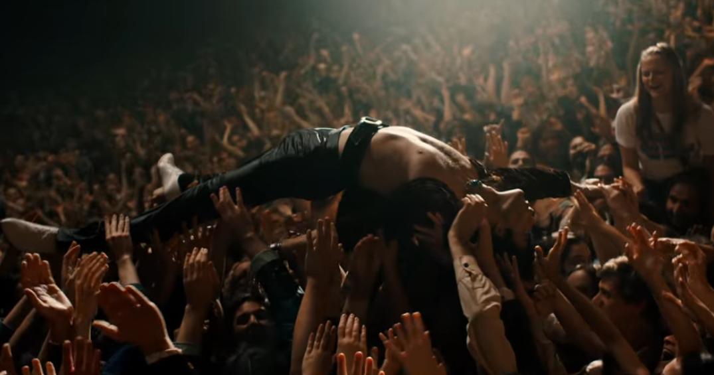 Богемская Рапсодия— 1-ый  трейлер фильма овокалисте Queen