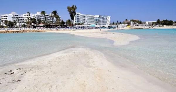 Пляжі Кіпру