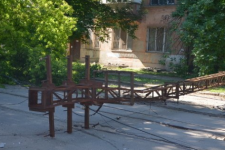 У Миколаєві упало 5 опор