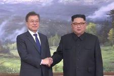Кім Чен Ин та Мун Чже Ін