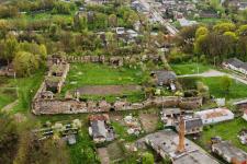 Микулинецкий замок