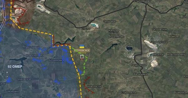 ЗСУ взяли висоту на Донбасі