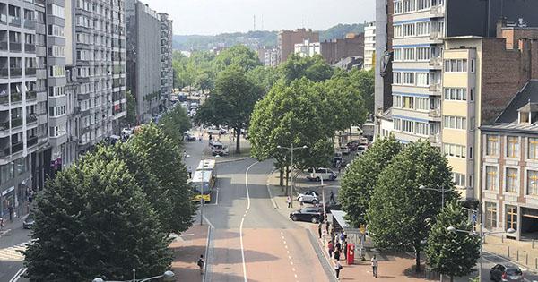 Стрілянина в Бельгії