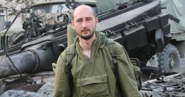 У Києві вбили відомого російського журналіста