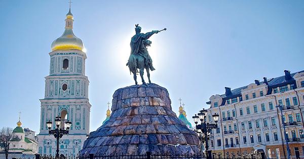Київ— утрійці найбільш дешевих великих міст світу