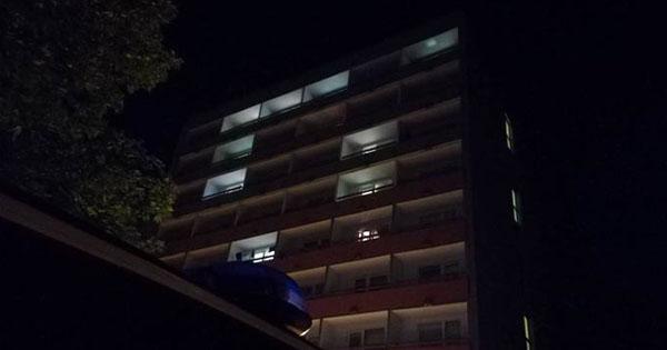 Українська студентка випала з балкона у Словаччині