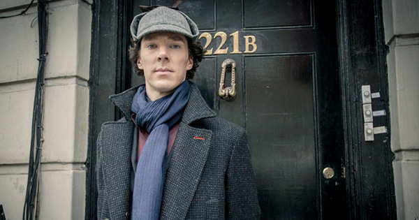 Бенедикт Камбербетч у серіалі Шерлок