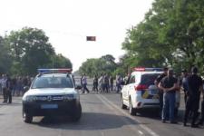 В Одесі перекрили трасу